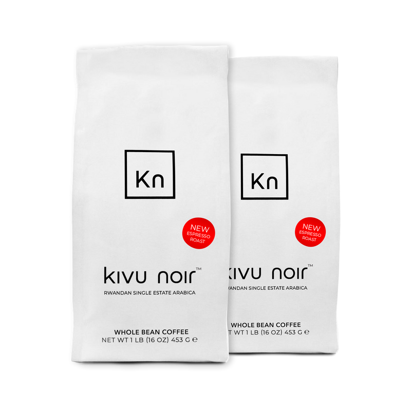 KIVU NOIR SINGLE ESTATE - 6 months - SAVE 5%