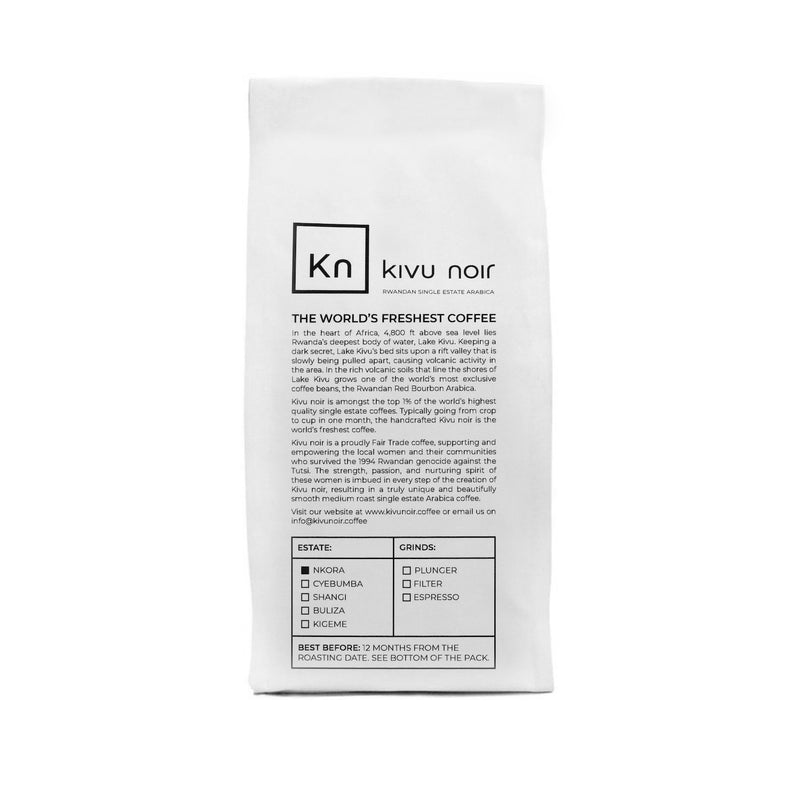 KIVU NOIR SINGLE ESTATE - 12 months - SAVE 10%