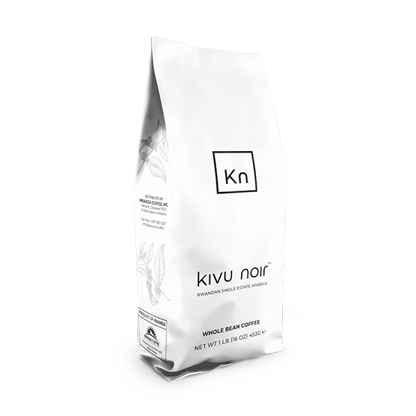 Kivu noir Single Origin filter ground 1 LB