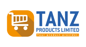 TANZ Products Ecommerce Site Logo deplicts a shopping cart and a statement of intent your product provider. Products the Sites represent fall under BBQ, Outdoor Furniture, Outdoor Camping and Kitchenware