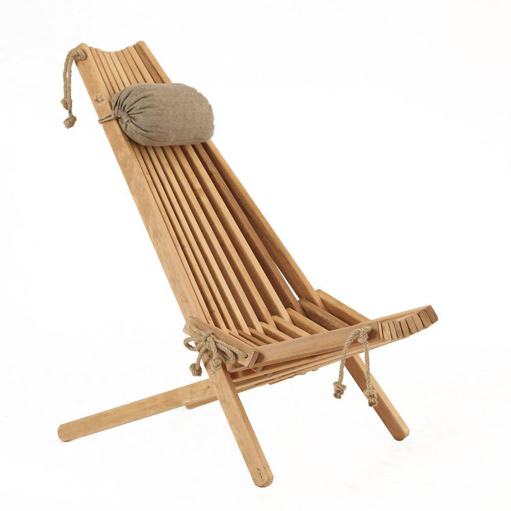 Eco Chair Alder - Wooden Outdoor Furniture - TANZ Products