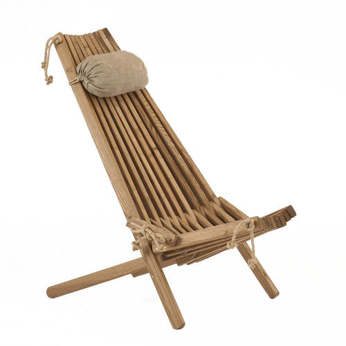 Eco Chair Ash - Wooden Outdoor Furniture - TANZ Products
