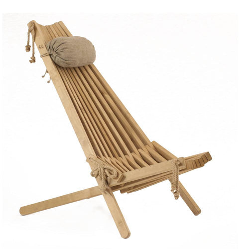 Eco Chair Birch - Wooden Outdoor Furniture - TANZ Products