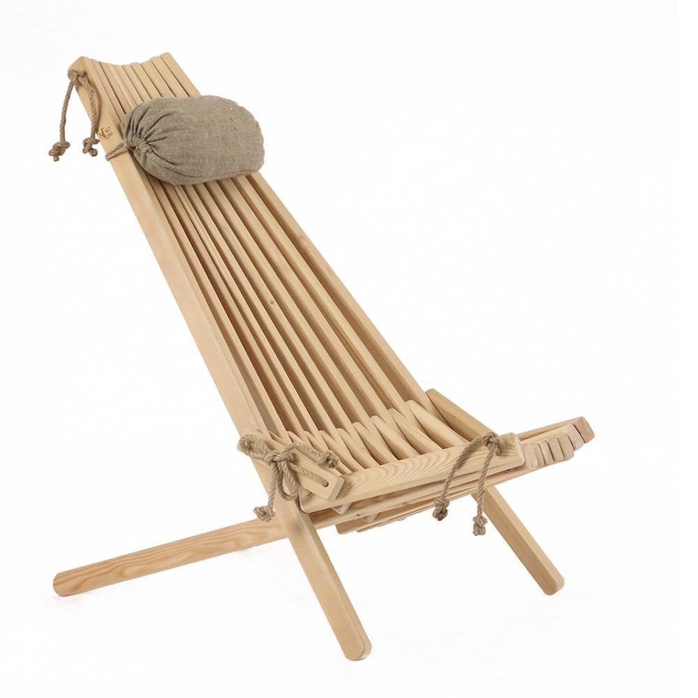 EcoChair Larch - Wooden Chairs Outdoor Furniture - TANZ Products