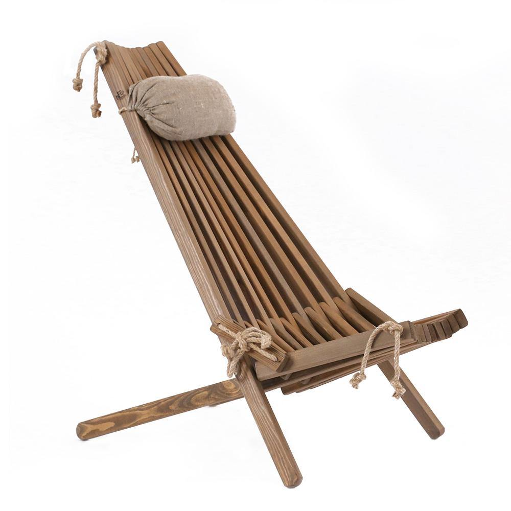 Eco Chair Pine- Wooden Outdoor Furniture - TANZ Products