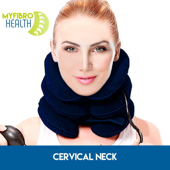 Cervical Neck Air Traction Device
