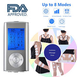 Rechargeable TENS Unit for Pain Relief