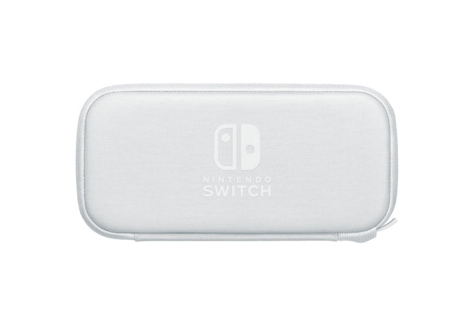 Nintendo Switch Lite Carrying Case And Screen Protector Set - Hashtechguy