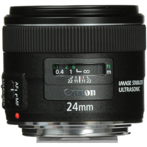 Canon EF 24mm f/2.8 IS USM Lens - Hashtechguy