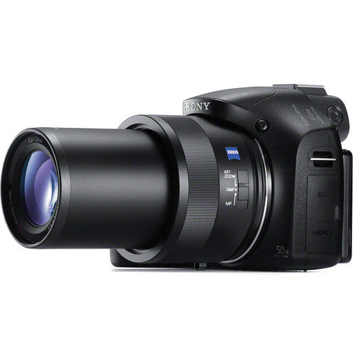 SONY Cyber-shot HX400VB Bridge Camera - Black - Hashtechguy