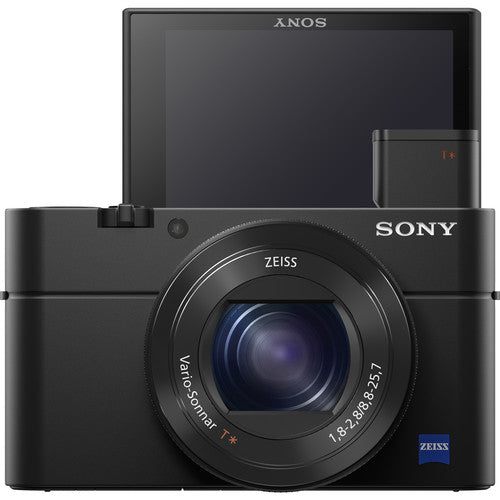 Sony Cyber-shot DSC-RX100 IV Digital Camera - Hashtechguy