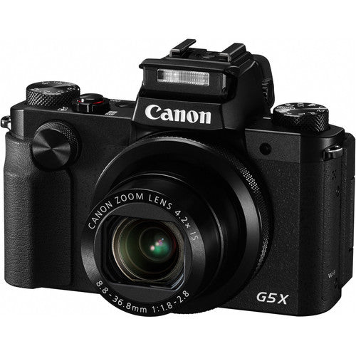 Canon PowerShot G5 X Digital Camera - Hashtechguy