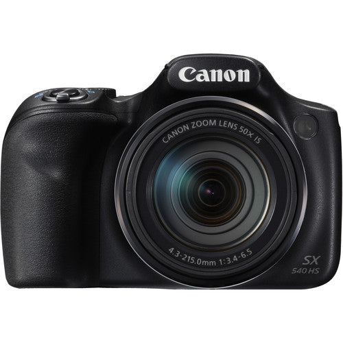 Canon PowerShot SX540 HS Digital Camera - Hashtechguy