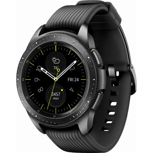 Samsung Galaxy Watch R810 (42mm, Bluetooth) - Hashtechguy
