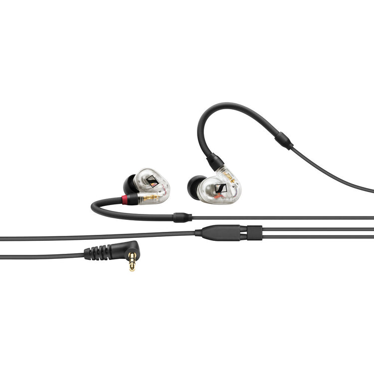 Sennheiser IE 40 PRO In-Ear Monitoring Headphones - Clear - Hashtechguy