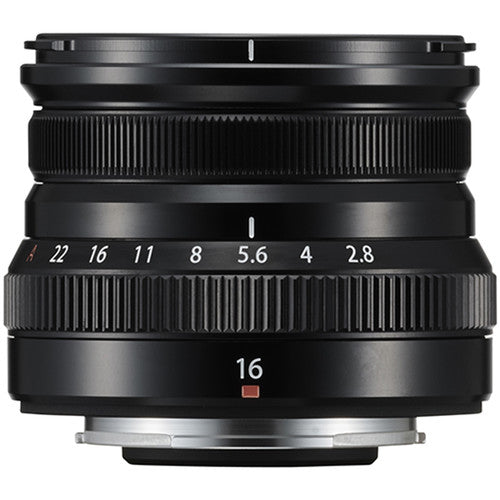 FUJIFILM XF 16mm f/2.8 R WR Weather Resistant Lens - Hashtechguy