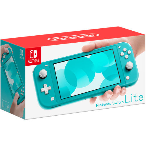 Nintendo Switch Lite (Japan Version, Supports English, 100-240v, Supports All Regions Games) - Hashtechguy