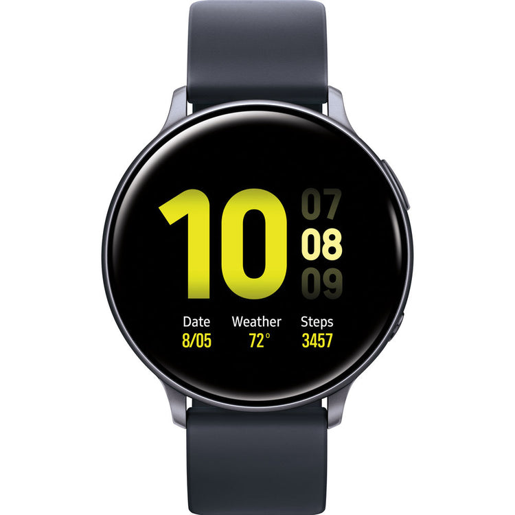 Samsung Galaxy Watch Active2 R830 Bluetooth Smartwatch (Aluminum, 40mm) - Hashtechguy