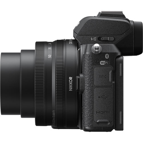 Nikon Z50 Mirrorless Digital Camera with 16-50mm Lens - Hashtechguy