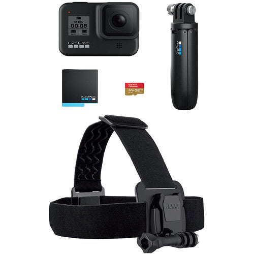 GoPro HERO8 Black 2019 Holiday Bundle - Hashtechguy