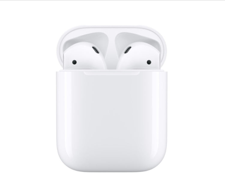 Apple Airpods 2nd Generation MRXJ2 with Wireless Charging Case - Hashtechguy