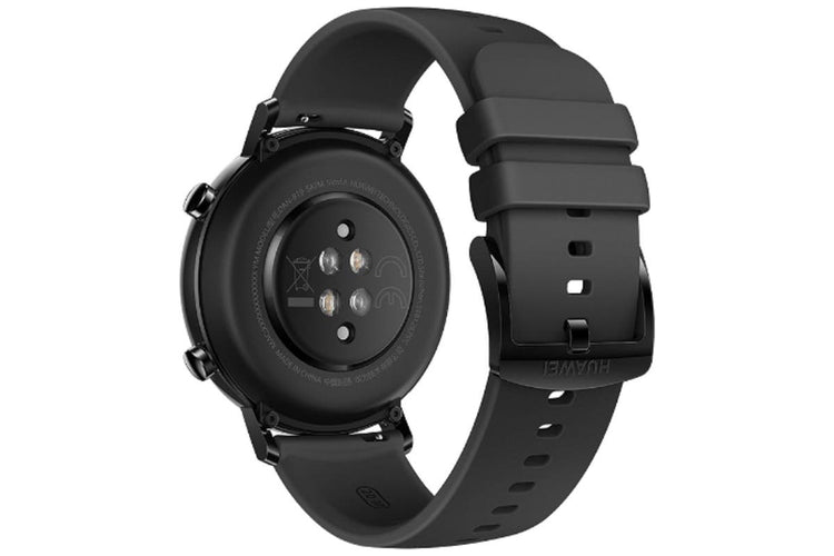 HUAWEI Watch GT2 42 mm - Night Black (DAN-B19) - Hashtechguy