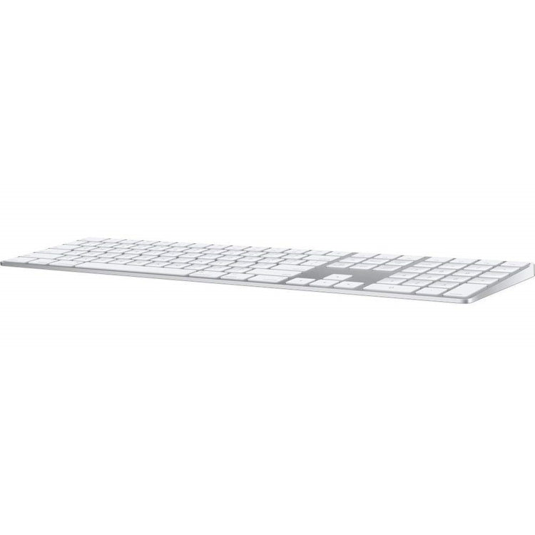 Apple Magic Keyboard with Numeric Keypad (Wireless, Rechargable) (US English) - Hashtechguy