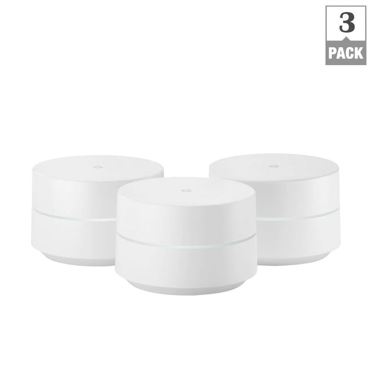 Google Wi-Fi Whole Home System White - Hashtechguy