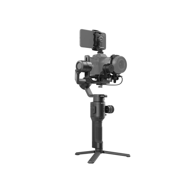 DJI Ronin-SC Stabiliser 3-Axis Gimbal for Mirrorless Camera Handheld Stabilizer - Hashtechguy