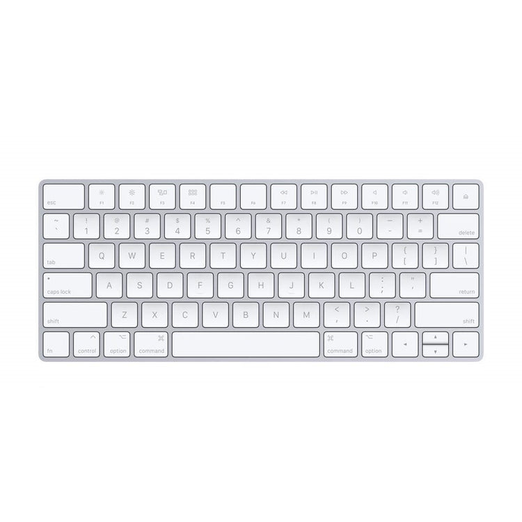 Apple Magic Keyboard (Wireless, Rechargable) (US English) - Hashtechguy