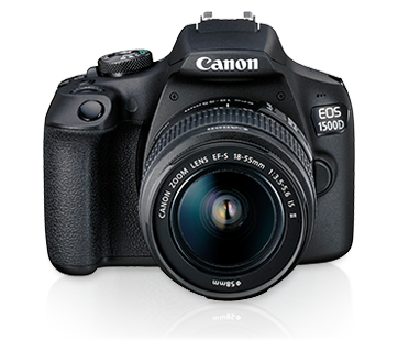 Canon EOS 1500D Kit with EF 18-55 IS II Lens - Hashtechguy
