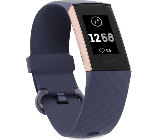 Fitbit Charge 3 Advanced Activity Health and Fitness Tracker, Universal - Hashtechguy