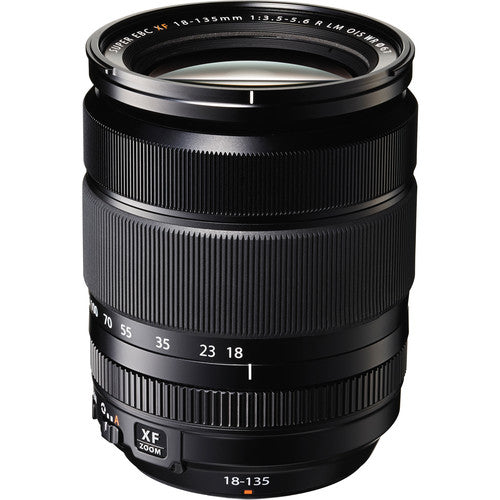 FUJIFILM XF 18-135mm f/3.5-5.6 OIS WR Weather Resistant Lens [Retail Packing] - Hashtechguy
