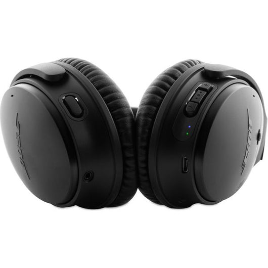 Bose QuietComfort QC35 II Wireless Bluetooth Noise-Cancelling Headphones - Hashtechguy