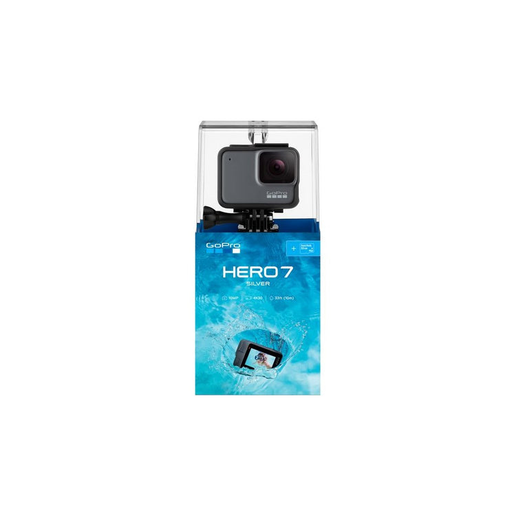 GoPro HERO7 Silver CHDHC-601 Action Camera - Hashtechguy