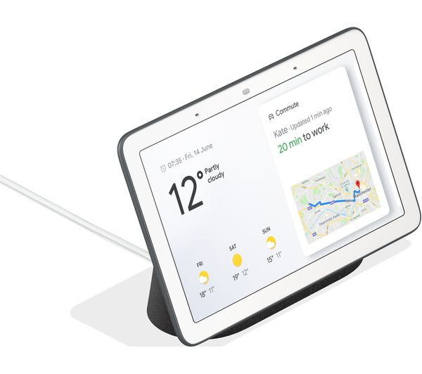 Google Home Hub Smart Display  - Hashtechguy