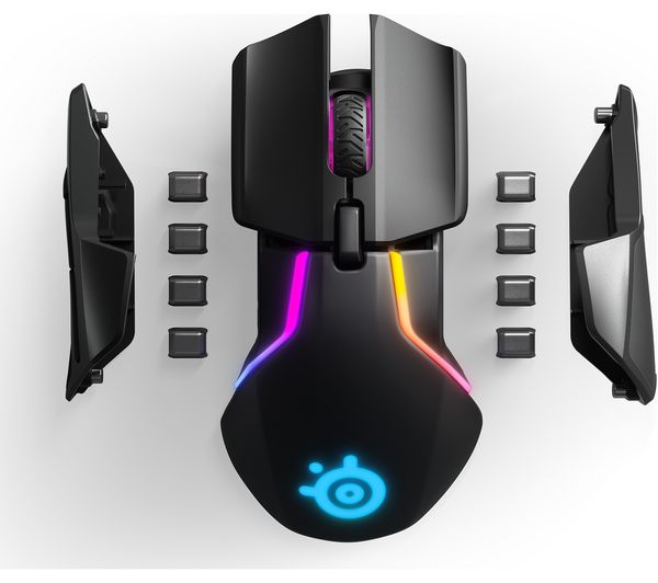 Steelseries Rival 650 Wireless Optical Gaming Mouse - Hashtechguy