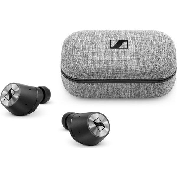 Sennheiser Momentum True Wireless In-Ear Bluetooth Headphones - Black - Hashtechguy