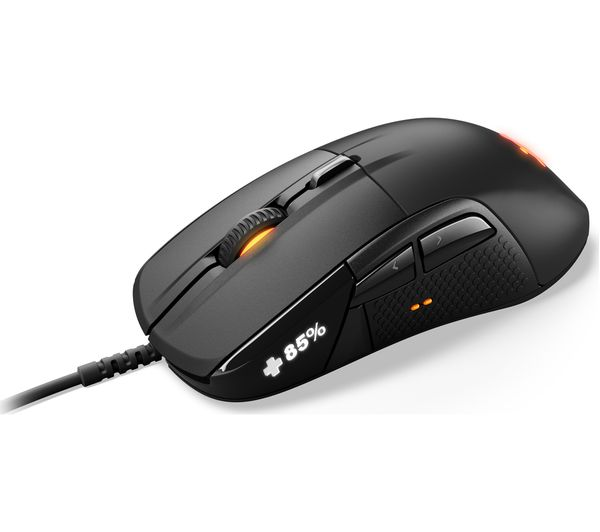 Steelseries Rival 710 Optical Gaming Mouse - Hashtechguy