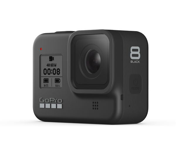 GoPro Hero8 Black 4K Ultra HD Action Camera - Hashtechguy