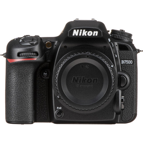 Nikon D7500 DSLR Camera (Body Only) - Hashtechguy