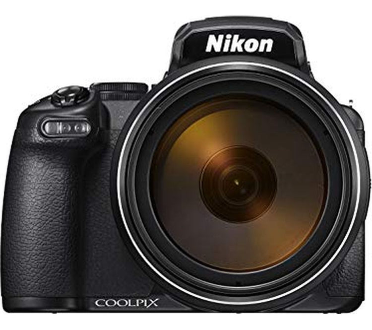 Nikon Coolpix P1000 Bridge Camera - Black - Hashtechguy