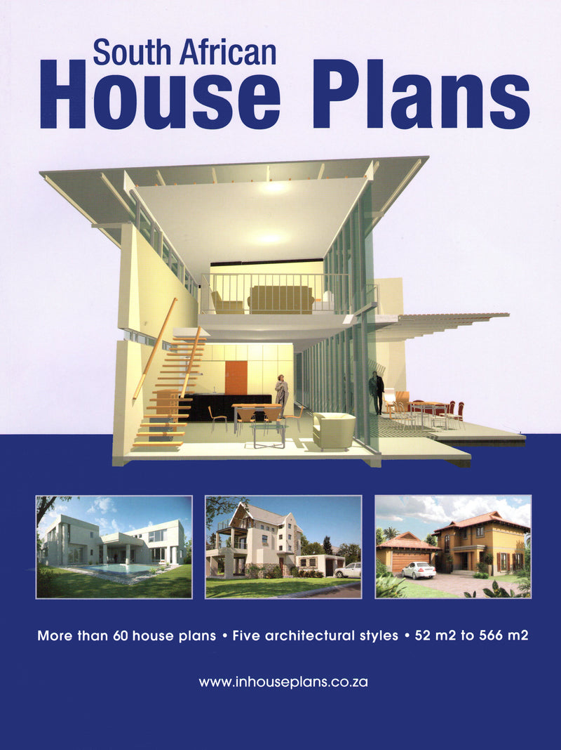 South African House Plans  (Volume 1)