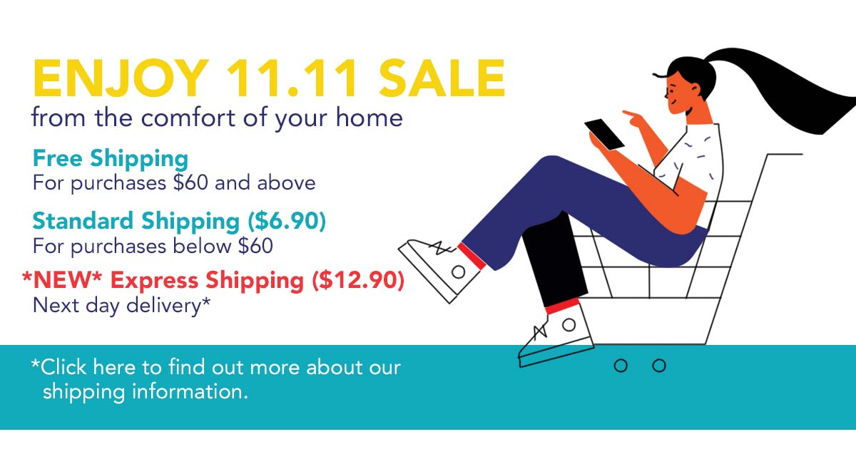 Shipping information Not Too big
