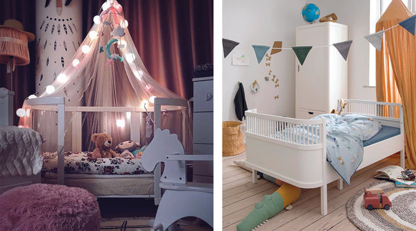 Dream Nursery Babyhood and Sebra