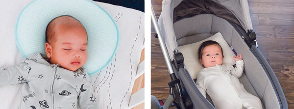 Infact Pillow anti flat head and stroller pillow