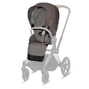 [Cybex] PRIAM Seat Pack - Not Too Big (Manhattan Mid Grey Plus)