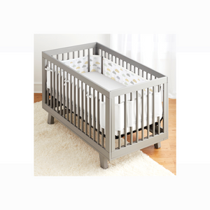 [Breathable Baby] Mesh Liner - Not Too Big (On cloud 9 in a Baby Cot)