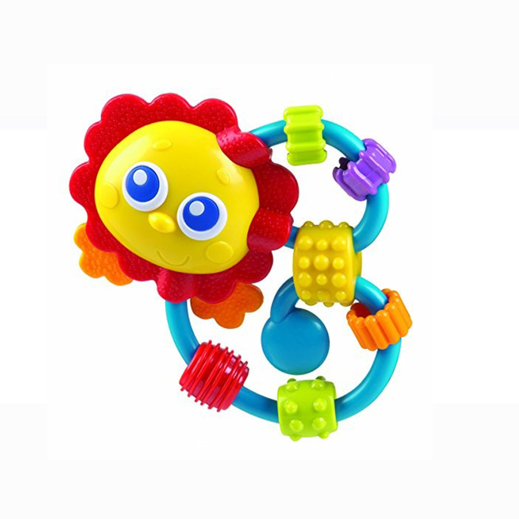 [Playgro] Curly Critters - Lion (Age 3m+)