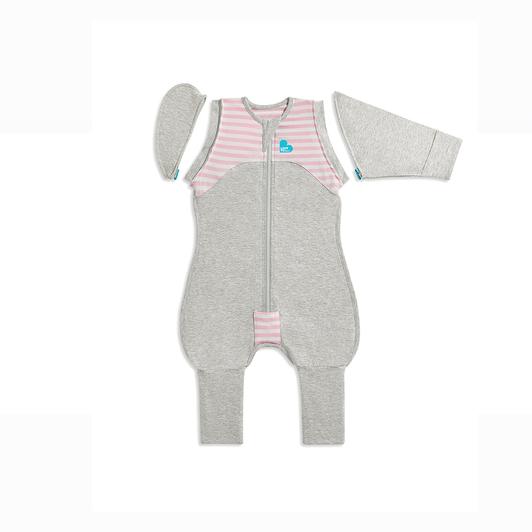 [Love To Dream] Swaddle UP Transition Suit Original (Stage 2) - Pink